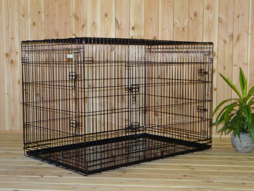 guide dachat cage chien blanche