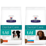 Test croquette chien dental care