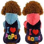 Comparatif manteau chien i love mama