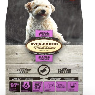 guide dachat croquette chien canard