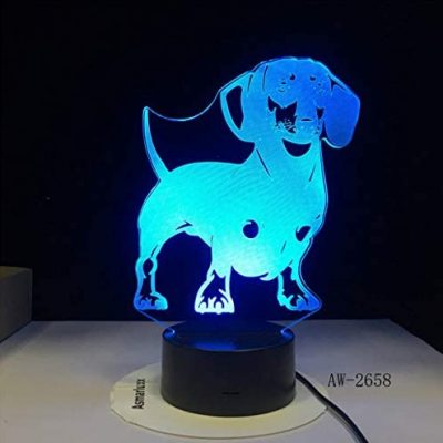 guide dachat lampe chien 3d