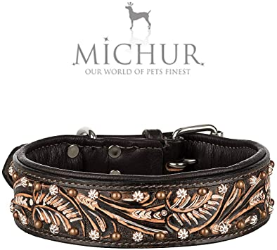 guide dachat collier chien cuir michur
