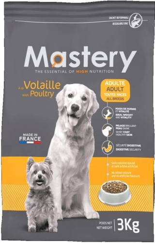 guide dachat croquette chien mastery